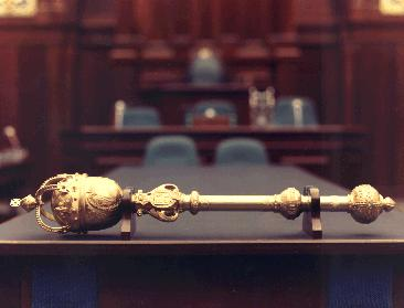 Minority Leader Impeachment: Free For All Fight In Gombe Assembly, Mace Stolen