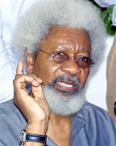 Any Nigerian Who Joins OBJ's Coalition Has Mental Problem, Wole Soyinka