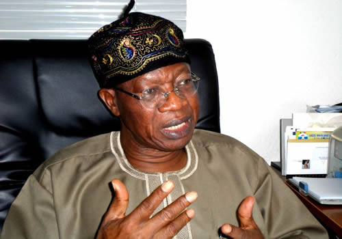 Lai Mohammed To Diaspora: 80 Percent Of News On Social Media Are Fake