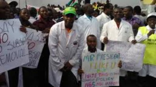 Health Workers Beg Buhari To Release White Paper On Yayale Panel's Report