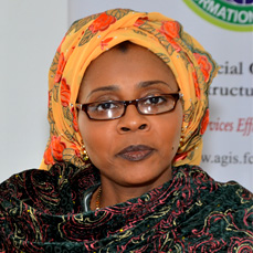 Jamila Tangaza, The Iron Lady At AGIS, By Ibrahim Biu