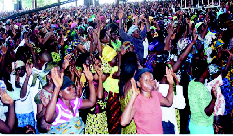 War Against Corruption: Church Has Failed - Osinbajo