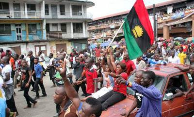 South East Governors Disown Nnamdi Kanu, Proscribe His IPOB