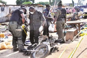 How Kuje Bomber Escaped Unhurt - Eye Witness