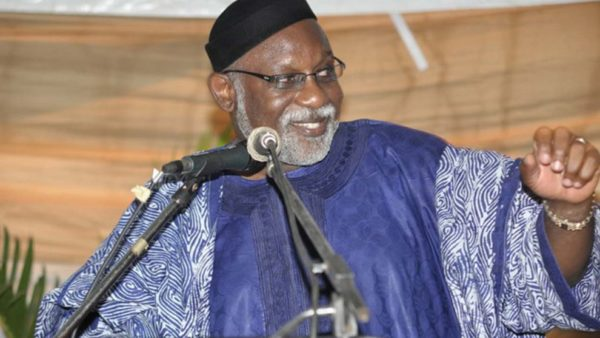 IPOB Is Not A Big Issue For Buhari To Mention At UN, - Gov Akeredolu