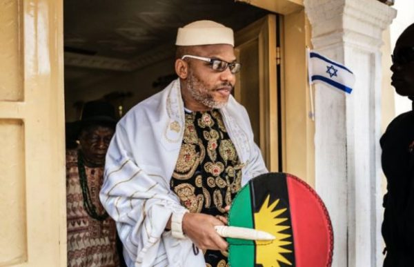 Nnamdi Kanu, A Coward In Fool's Clothing, By Tobenna Obiano