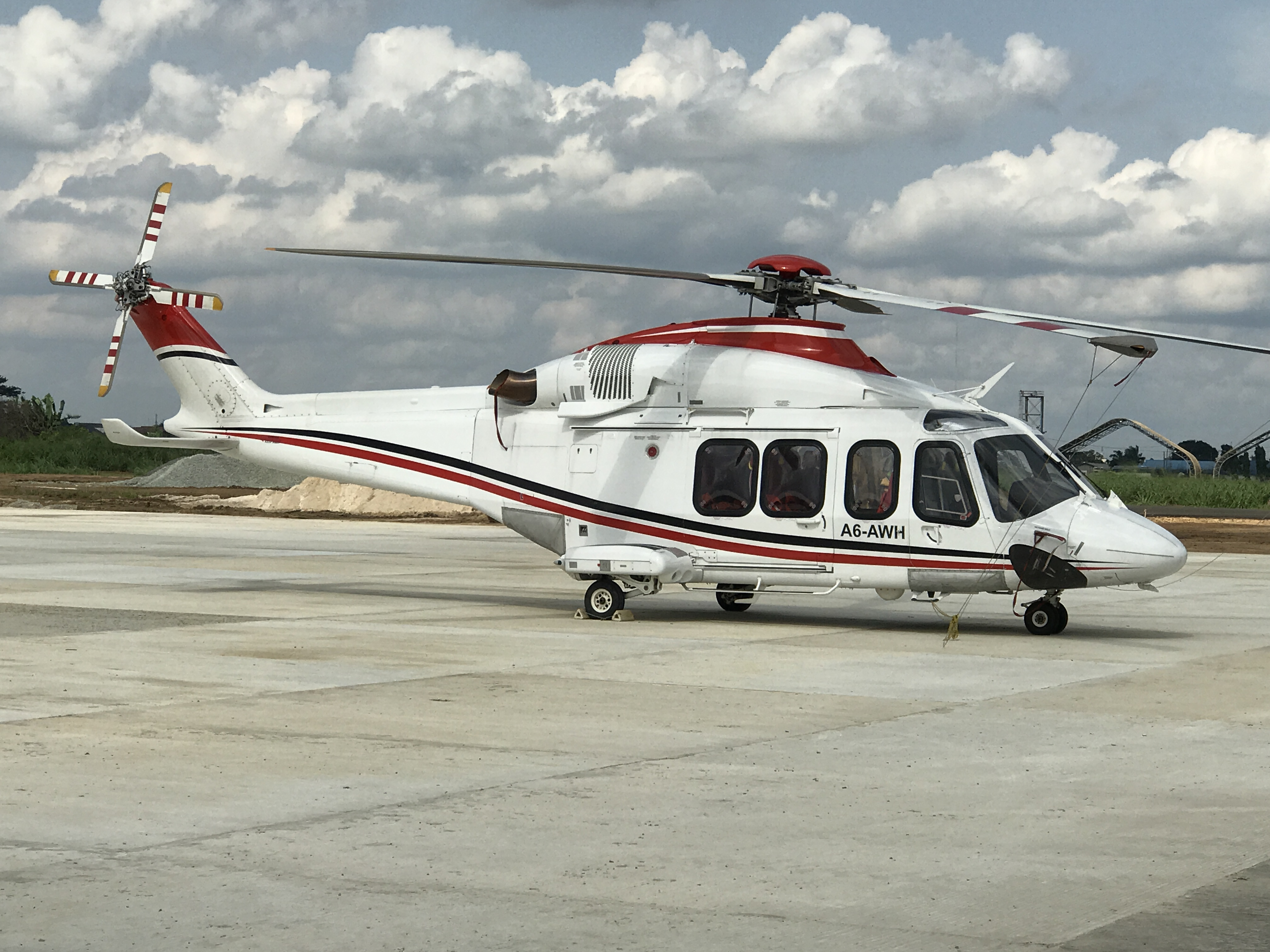 OAS Helicopters, Abu Dhabi Aviation, Team Up To Move Nigeria's Economy Forward