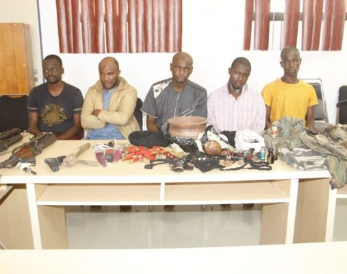 Names Of 30 Suspected Kidnappers In Kogi, Rounded Up By Police