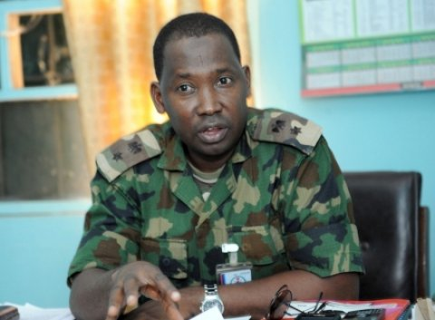 An Insider's Account Of South-East Security Challenges, By Colonel Sagir Musa