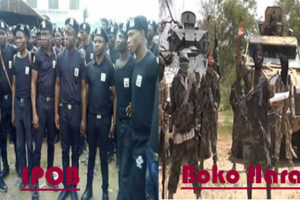 Nnamdi Kanu's IPOB, A Reincarnation Of Boko Haram, By Deen Adavize