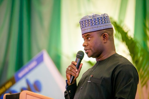 I'm Not Owing Any Worker In Kogi State Now, Gov Yahaya Bello Swears