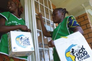 Nigeria Will Soon Be Polio Free Country, Osamgbi Predicts