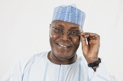 Atiku Delivers Speech At Chatham House In London, April 25