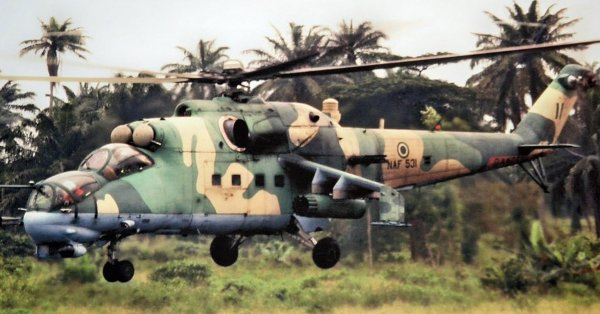 Air Force Hits Bandits in Zamfara