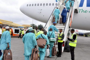8,839 Nigerian Muslims Airlifted To Madinah For Hajj