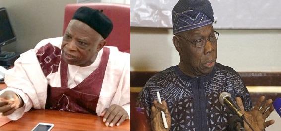 Senator Adamu Abdullahi Describes OBJ Letter To Buhari As Crass Sensationalism