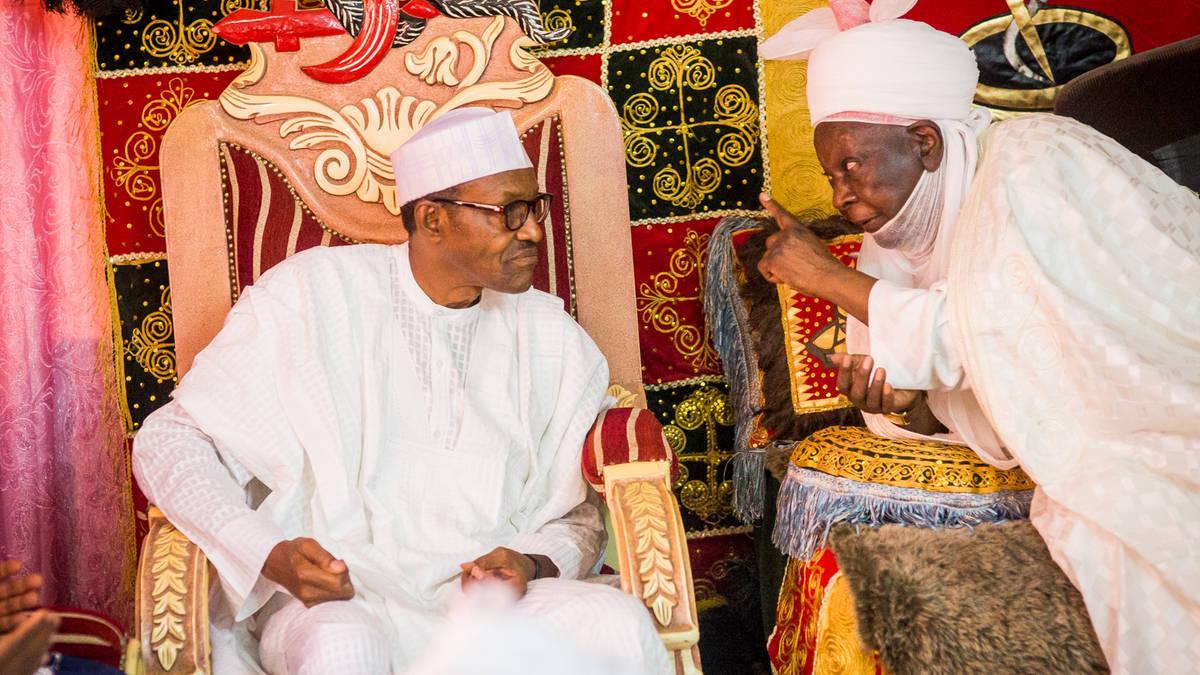 2019: Buhari May Be Consulting Close Family Members, Elders, Emir In Daura