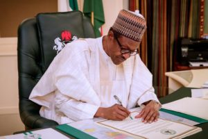 Buhari Signs Agreement For Improved Air Services With 5 Countries