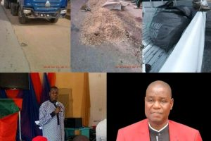 How Truck Crushed To Death, A Rev Father In Taraba, Eye Witness