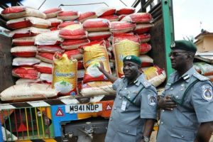 Buhari Draws A Battle Line With Rice Smugglers, In Favour Of Local Producers