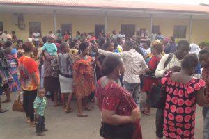 Pregnant Women Shut Down Hospital In Ondo, Protest Hike In Medical Bills
