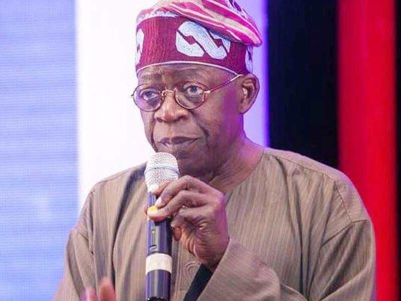 Tinubu Wants Remnants Of PDP Swept Away