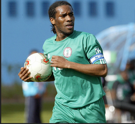Argentina Ex International, Crespo Declares: Greatest Player In Nigeria Is Austin Okocha,
