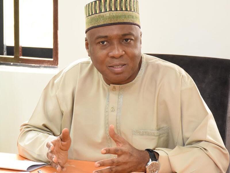 Police Out To Embarrass Me, Senate President Responds To Allegation Of Arming Robbers