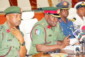 Nigerian Army Threatens To Drag Kaduna PDP To Court For Spreading Falsehood