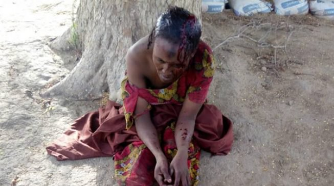 Muslims In Yobe Apprehend Female Suicide Bomber In Mosque Before It Explodes