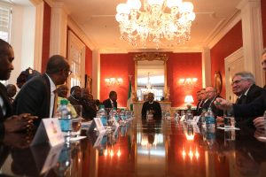 Donald Trump Promises To Send American Farmers To Assist Nigeria - Ibikunle