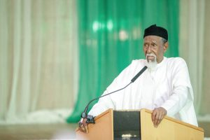 Chief Imam Of National Mosque Advises Couples To Be Tolerant Of Each Other