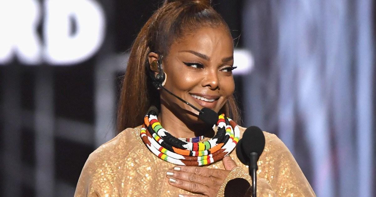 Janet Jackson Wins Billboard Icon Award As Artistic Genius