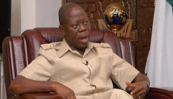 Oshiomhole Describes PDP As A Typical Village Sheep