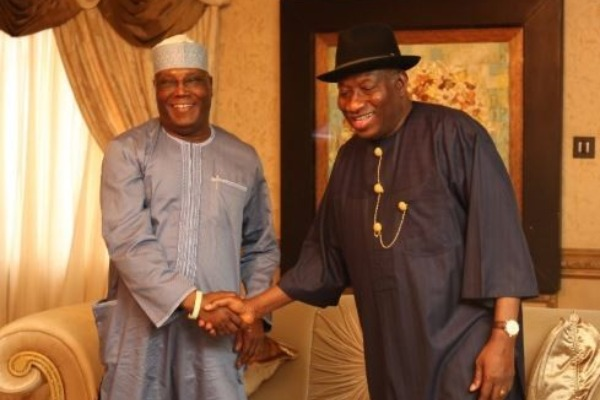 Goodluck Jonathan Is The Hero Of Democracy, Atiku Claims