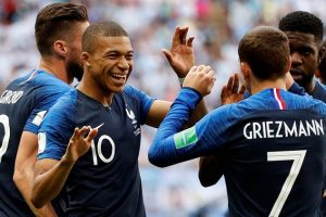 World Cup: France Sends Argentina Packing