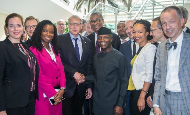 Nigeria, One Of The Most Promising Markets In Africa - German Trade Delegation