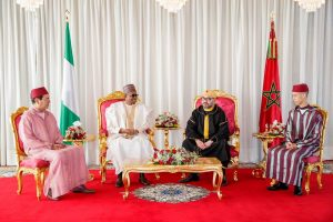 In Morocco, Buhari Rates Nigerian Youths As Aggressive, Ambitious