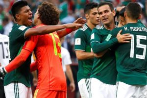 World Cup: Mexico Wallop Defending Champions, Germany, 1-0