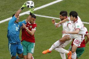 Russia 2018: Iran Beat Morocco 1-0