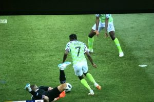 World Cup: How Ahmed Musa Strikes Twice On Iceland To Place Nigeria In Comfort