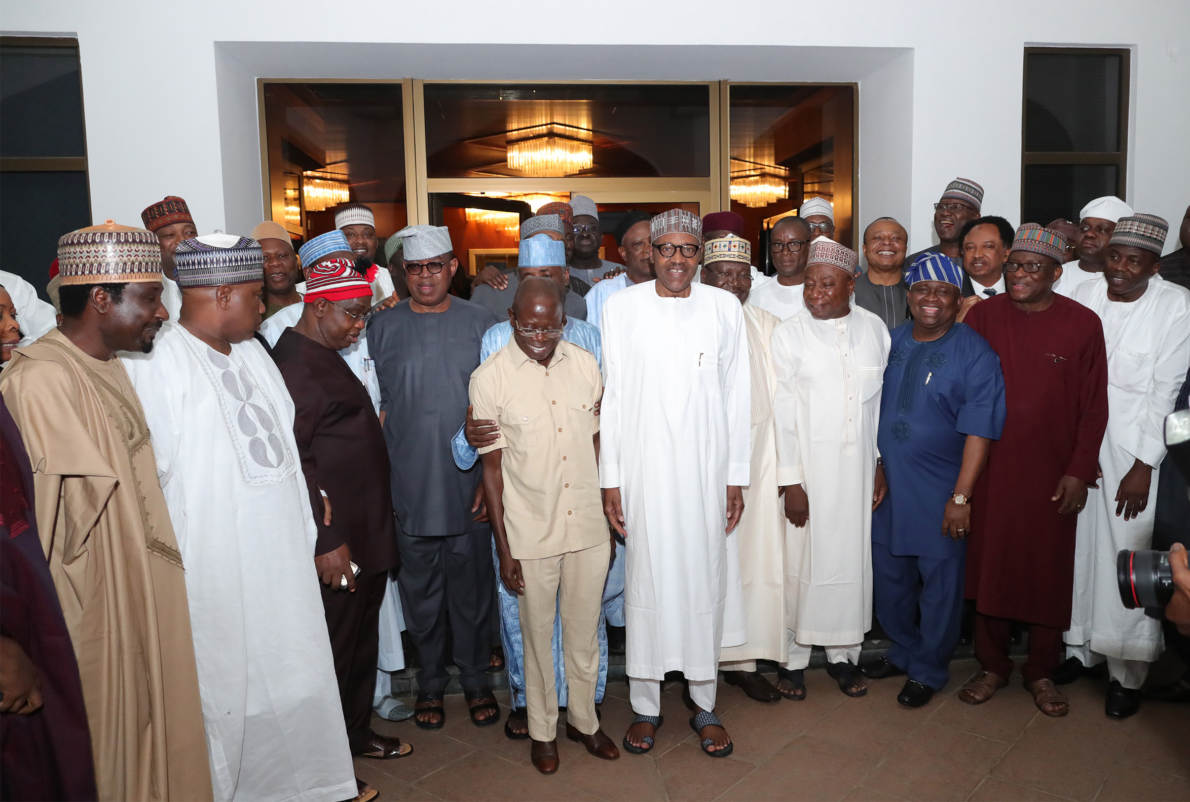 List Of APC Members Currently In The Senate