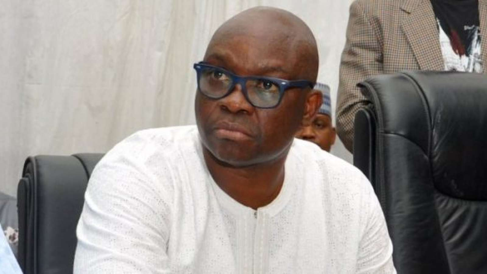 Fayose's Fall Came With A Thud, Not A Bang, By Garba Shehu