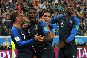 France Lifts World Cup, Beats Croatia 4-2