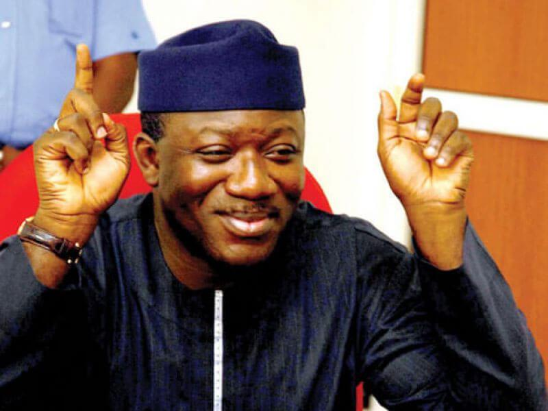 I'll Restore The Value Of Ekiti People - Fayemi