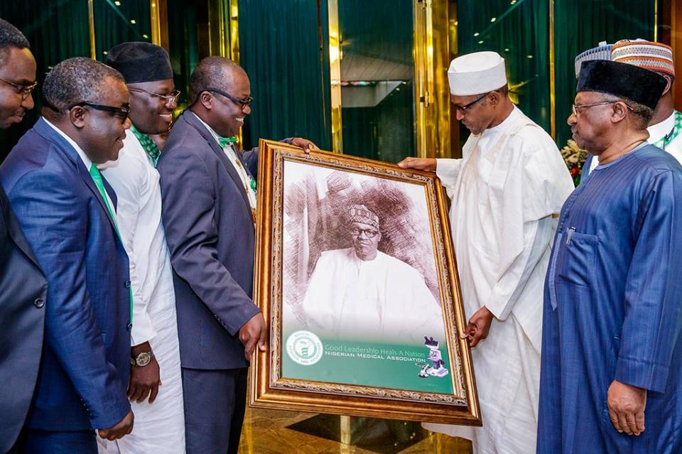 Buhari Promises To Increase Budgetary Allocation To Health Sector