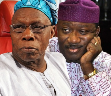 Obasanjo Jubilates Over Fayemi's Victory In Ekiti