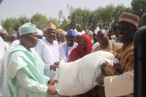 Wet Season Farming: Sokoto Gov Flags Off Sales Of 15,000 Metric Tons OF Fertiliser