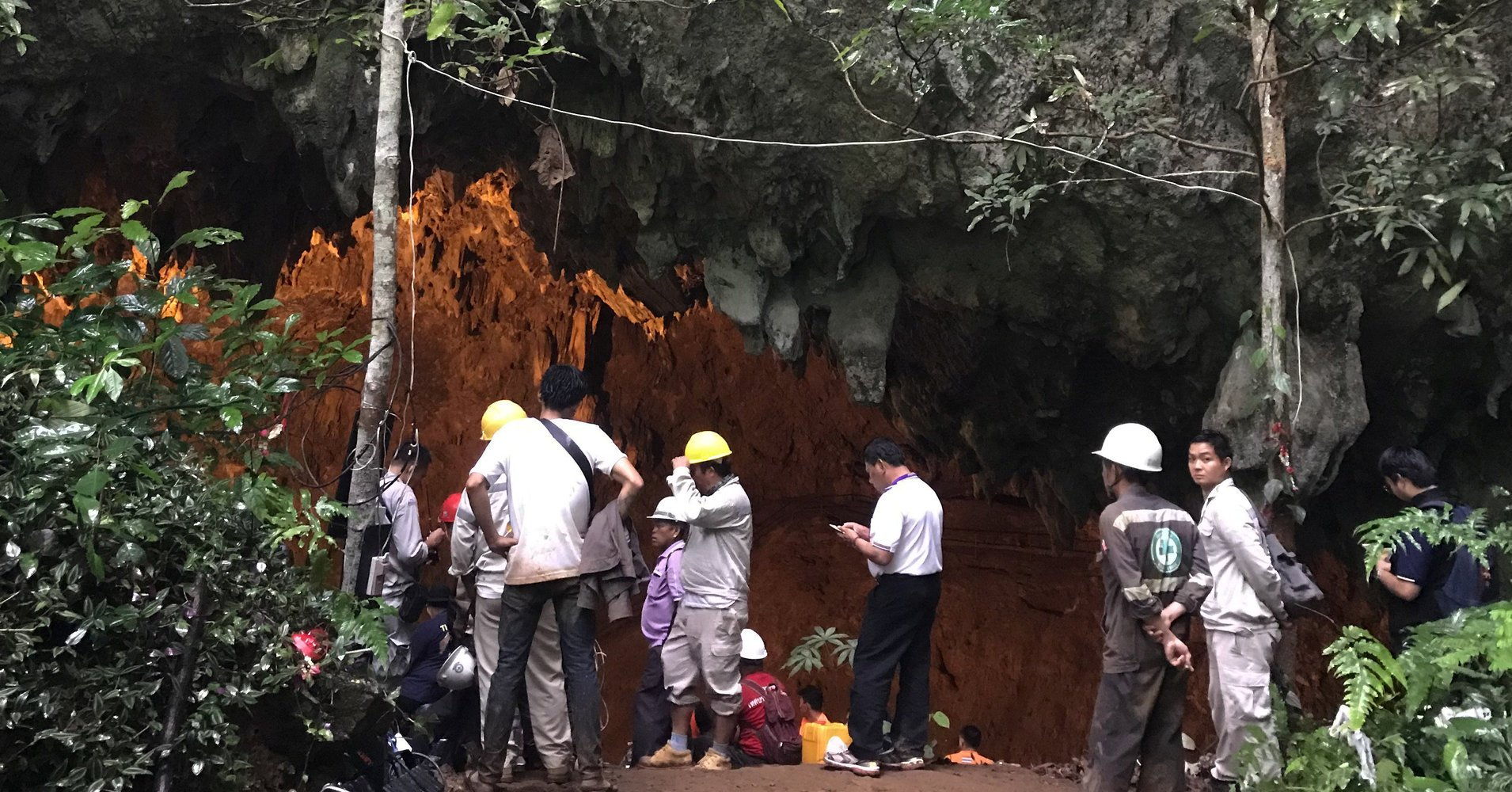 Nigeria Shares The Pains Of Trapped Teenagers In Thailand Cave – President Buhari