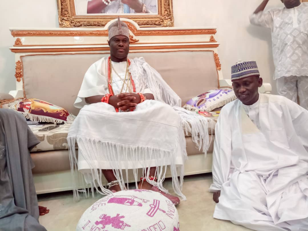 NRM Presidential Hopeful Pays Homage On Ooni
